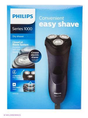 Бритва Philips S1100/04. Цвет: антрацитовый