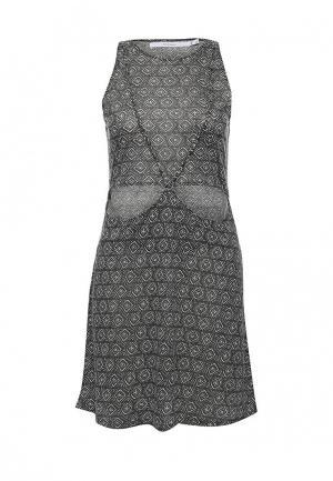 Сорочка ночная womensecret women'secret. Цвет: серый