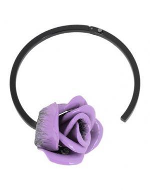 Ожерелье ACNE STUDIOS. Цвет: фиолетовый