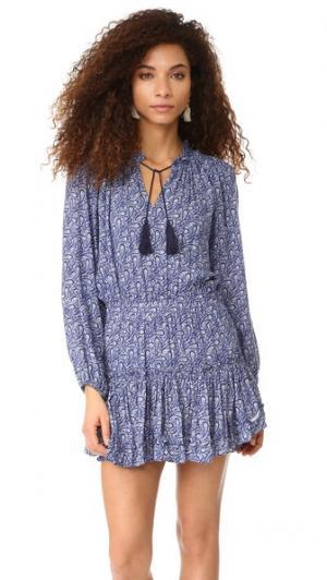 Платье Lorena MISA. Цвет: tu3