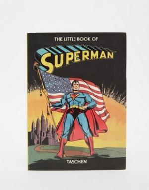 Books Книга Little Book Of Superman. Цвет: мульти