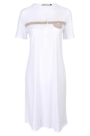 Ночная сорочка Feraud. Цвет: white, beige