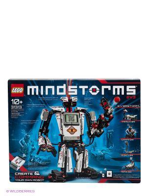 Игрушка Майндстормс EV3,номер модели 31313 MINDSTORMS LEGO. Цвет: белый, черный