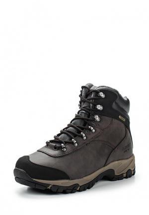 Ботинки трекинговые Hi-Tec. Цвет: коричневый