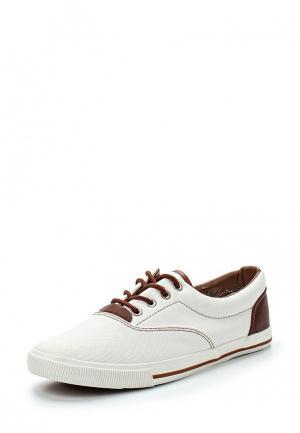Кеды T.P.T. Shoes. Цвет: белый