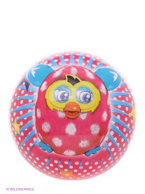 Мяч Фёрби John. Цвет: малиновый