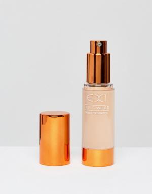 EX1 Cosmetics Жидкая основа. Цвет: бежевый