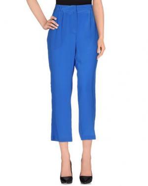 Повседневные брюки ...À_LA_FOIS.... Цвет: ярко-синий