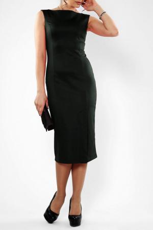 Платье Laura Bettini. Цвет: черный