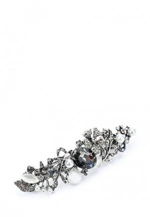 Заколка Kameo-Bis. Цвет: серебряный