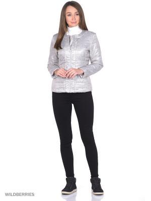 Куртка Stayer. Цвет: светло-серый, серый, темно-серый