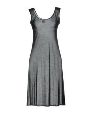 Короткое платье ALISA. Цвет: черный