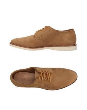 Обувь на шнурках RED WING SHOES. Цвет: песочный
