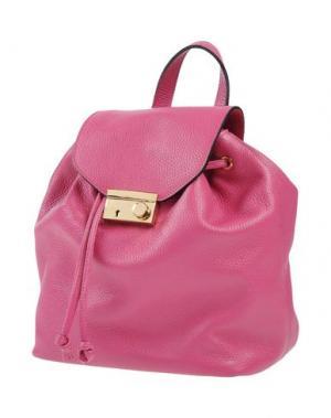 Рюкзаки и сумки на пояс AB ASIA BELLUCCI. Цвет: фуксия