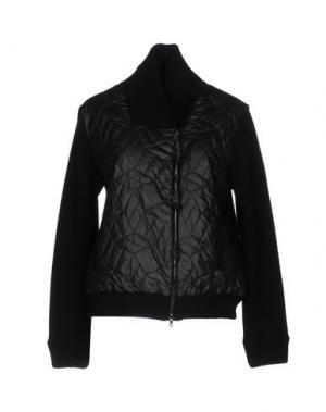 Куртка BRUNO MANETTI. Цвет: черный