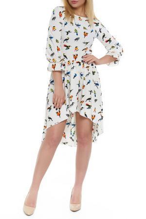 Платье Majaly. Цвет: цветной