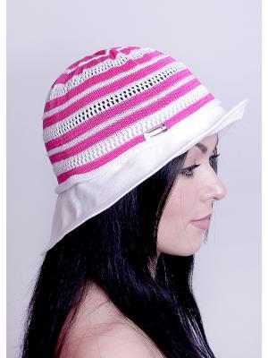 Шляпка Level Pro. Цвет: белый, малиновый, сиреневый