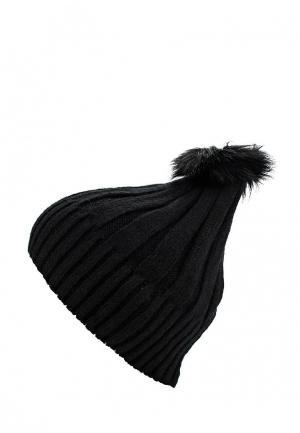 Шапка Diva. Цвет: черный