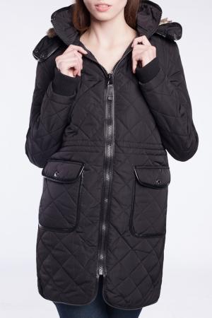 Куртка Point Zero. Цвет: черный