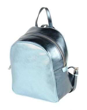 Рюкзаки и сумки на пояс INNUE'. Цвет: небесно-голубой
