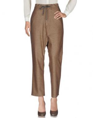 Повседневные брюки L.G.B.. Цвет: хаки