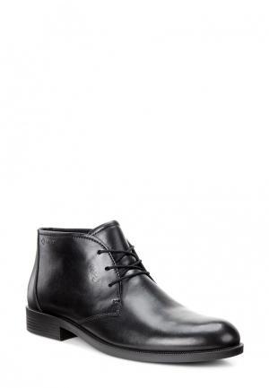 Ботинки HAROLD ECCO. Цвет: черный