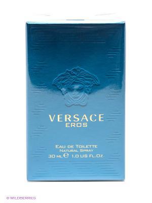 Туалетная вода Versace Eros М, 30мл.. Цвет: прозрачный