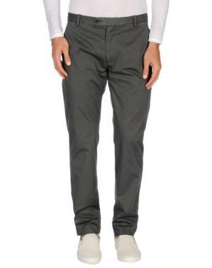 Повседневные брюки ORIGINAL VINTAGE STYLE. Цвет: свинцово-серый