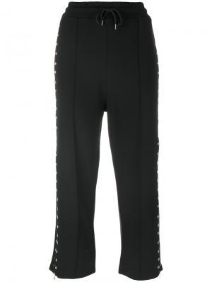 Укороченные брюки  McQ Alexander McQueen 451441RIH2312282471