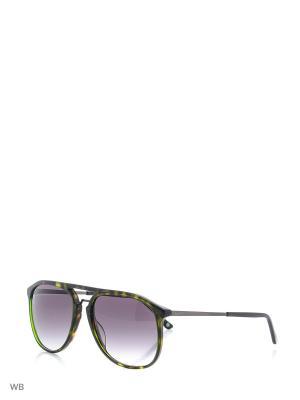Солнцезащитные очки VP 2202 C03 Vespa. Цвет: зеленый