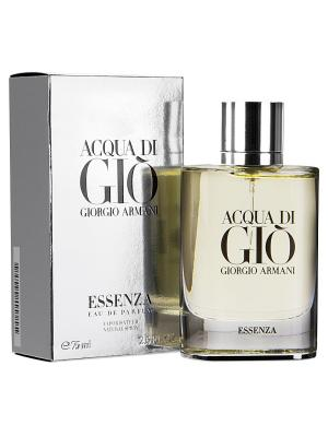 Acqua Di Gio Essenza man edp 75 ml Armani. Цвет: белый