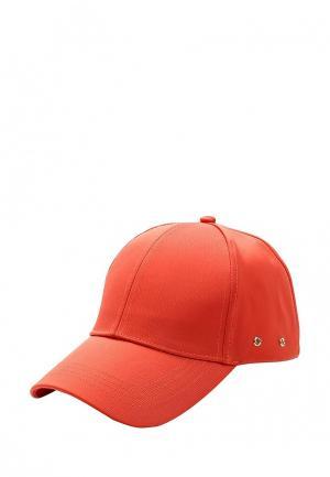Бейсболка Marks & Spencer. Цвет: оранжевый