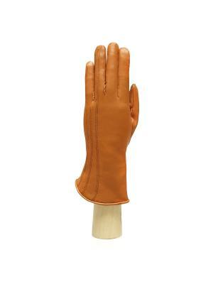 Перчатки Edmins. Цвет: оранжевый