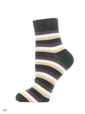 Носки (комплект 5 пар) Тульский трикотаж. Цвет: розовый