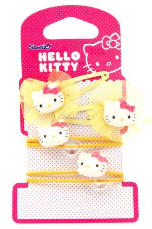Набор Sweet Summer Hello Kitty. Цвет: желтый