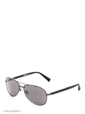 Солнцезащитные очки BLD 1414 104 Baldinini. Цвет: черный