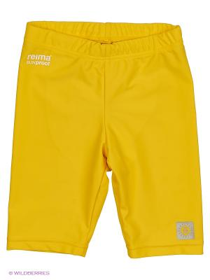 Шорты плавательные Reima. Цвет: желтый