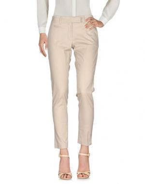Повседневные брюки NORA BARTH. Цвет: песочный