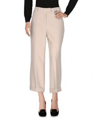 Повседневные брюки TENAX. Цвет: светло-серый