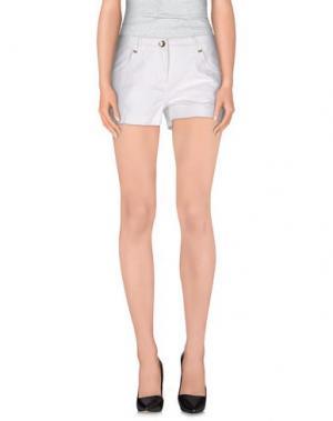 Повседневные шорты 22 MAGGIO BY MARIA GRAZIA SEVERI. Цвет: белый