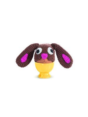 Чехол для яиц Egg Bandit Donkey. Цвет: коричневый