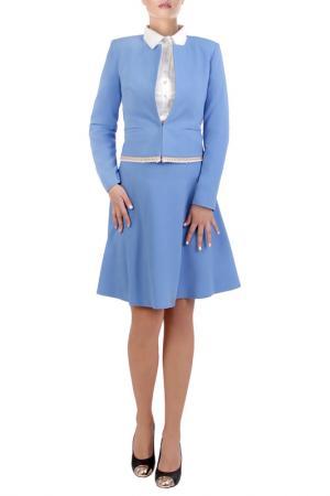 Жакет JUNONA. Цвет: blue