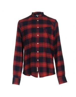 Pубашка GUYA G.. Цвет: красный