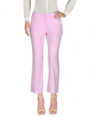 Повседневные брюки AISHHA. Цвет: розовый