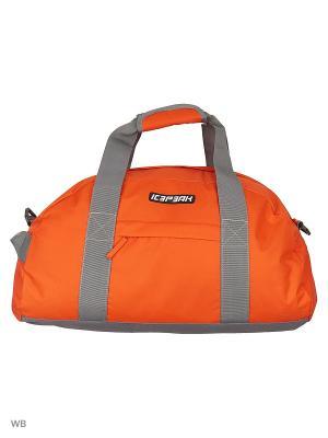 Сумка Icepeak. Цвет: оранжевый