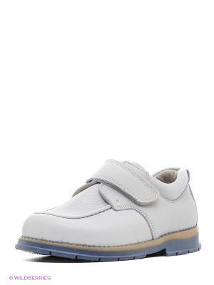 Ботинки ТАШИ ОРТО. Цвет: серый