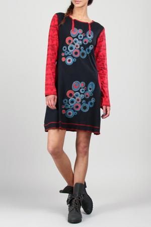 Платье Aller Simplement. Цвет: none