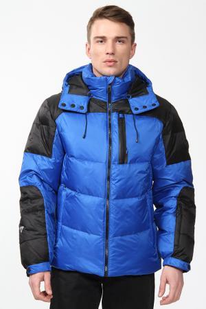 Куртка City One. Цвет: синий