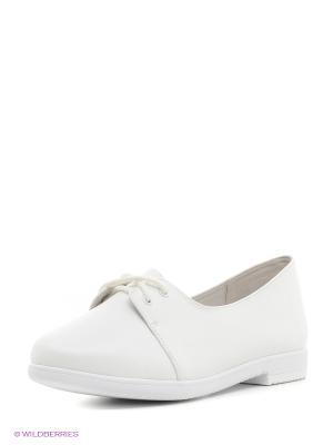 Ботинки Dino Ricci. Цвет: белый
