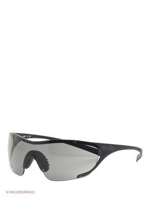 Солнцезащитные очки RH 730 01 Zerorh. Цвет: черный